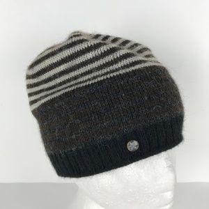 Stetson Wool & Alpaca Blend Beanie Knit Cap Toque